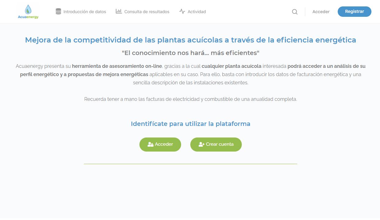 Audita Home Screenshot